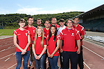 Glasgow 2014 Athletics Squad