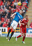 Danny Wilson and Adam Rooney