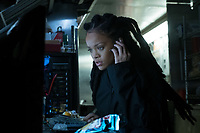 Ocean's 8 (2018) <br /> (Ocean's Eight)  <br /> RIHANNA as Nine Ball<br /> *Filmstill - Editorial Use Only*<br /> CAP/MFS<br /> Image supplied by Capital Pictures