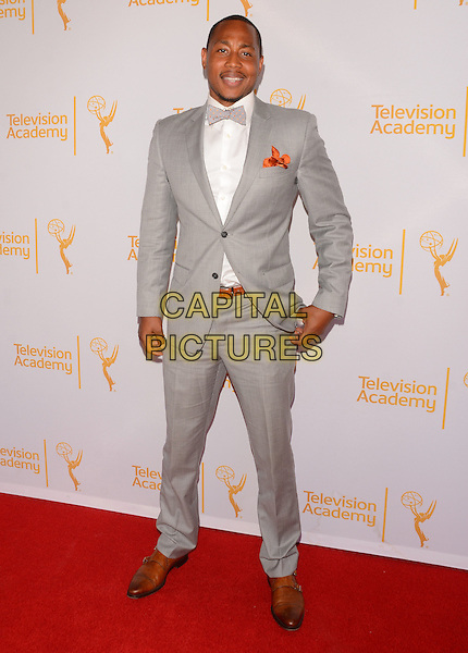 26 July 2014 - North Hollywood, California - Kyle Montgomery. Arrivals for the Television Academy's 66th Los Angeles Area Emmy Awards held at the Leonard H. Goldenson Theatre in North Hollywood, Ca.  <br /> CAP/ADM/BT<br /> &copy;Birdie Thompson/AdMedia/Capital Pictures