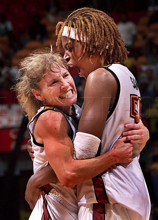 Miami SOL women's basketball.