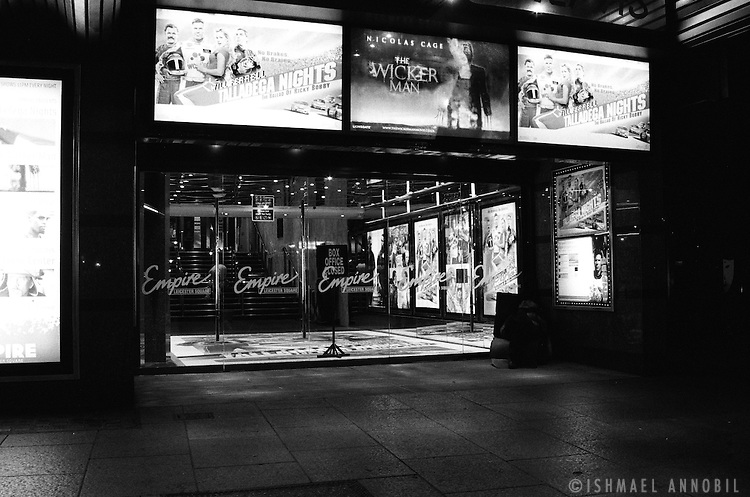EMPIRE, WESTEND, LONDON