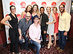 The 'Sweeney Todd' Family attends the 7th Annual Off Broadway Alliance Awards at Sardi's on June 20, 2017 in New York City.