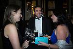 © Joel Goodman - 07973 332324 . 06/11/2014 .  Manchester , UK . Guests at the awards talking and networking . The MEN Business Awards 2014 at the Midland Hotel . Photo credit : Joel Goodman