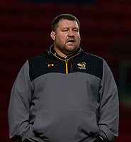 Wasps' Head Coach Dai Young<br /> <br /> Photographer Bob Bradford/CameraSport<br /> <br /> Gallagher Premiership - Bristol Bears v Wasps - Friday 15th February 2019 - Ashton Gate - Bristol<br /> <br /> World Copyright © 2019 CameraSport. All rights reserved. 43 Linden Ave. Countesthorpe. Leicester. England. LE8 5PG - Tel: +44 (0) 116 277 4147 - admin@camerasport.com - www.camerasport.com