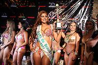 SAO PAULO, SP, 17.12.2014 - CONCURSO GATA DO BRASIL - Rosie Oliveira, candidata do Estado do Maranhão segunda colocada no Concurso Gata do Brasil no Club 33 na Barra Funda regiao oeste de São Paulo na noite de ontem, 17.  (Foto: Amauri Nehn / Brazil Photo Press).