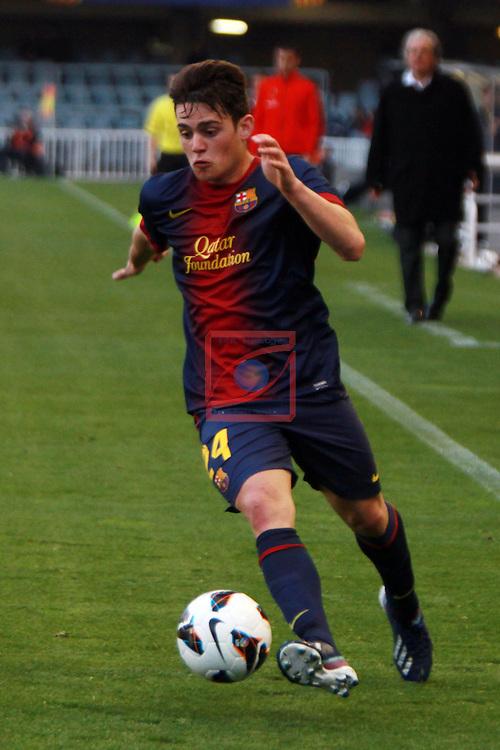 Jordi Roman - FC Barcelona B.