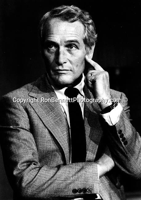 """Actor Paul Newman, Photojournalism, Photojournalist, collecting editing, presenting news photographs, Photojournalism provides visual support for stories, mainly in the print media, Paul Leonard Newman, actor, January 26, 1925-September 26, 2008, RonBennettPhotography.com, Ron Bennett Photography, American Actor, film director, entrepreneur, humanitarian, auto racing, numerous awards, Academy Awards, Globe Awards, Screen Actors Guild Awars, Emmy Award, Sports Car Club of America, open wheel IndyCar, racing, Newman's Own,food company, royalities to charity, born Shaker Heights Ohio,  Broadway theater, The Desperate Hours, Sweet Bird of Youth, The Silver Chalice, Somebody Up There Likes Me, Rocky Graziano, Cat on a Hot Tin Roof, The Youn Philadelphians, Tales of Tomorrow, Exodus, The Hustler, Harper, Hombre, Cool Hand Luke, The Towering Inferno, Slap Shot, The Verdict, Butch Cassidy and the Sundance Kid, The Sting, NASCAR,  Westport Connecticut, """"Why go out for hamburger when you have steak at home?"""" Ron Bennett Photography,Ron Bennett Photography.com,"""