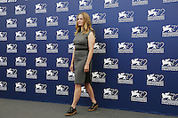 Jennifer Jason Leigh attends a photocall for the movie 'Anomalisa' during the 72nd Venice Film Festival at the Palazzo Del Cinema in Venice, Italy, September 8, 2015 in Venice, Italy. <br /> UPDATE IMAGES PRESS/Stephen Richie