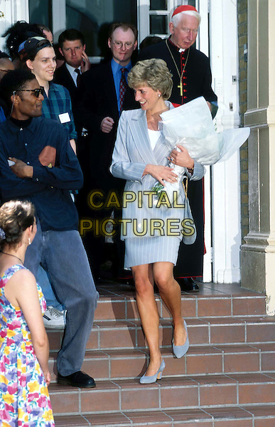 DIANA, PRINCESS OF WALES.royal, dead, deceased.Ref:  1314.www.capitalpictures.com.sales@capitalpictures.com.© Capital Pictures.flowers