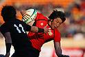 Naoya Minamihashi (Teikyo), JANUARY 8, 2012 - Rugby: The 48th All Japan University Rugby Championship Final between Teikyo University 15-12 Tenri University at National Stadium, Tokyo, Japan. (Photo by YUTAKA/AFLO SPORT) [1040]