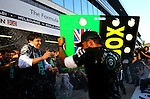Toto Wolff [AUT] Mercedes GP - Lewis Hamilton (GBR), Mercedes GP<br /> for the complete Middle East, Austria & Germany Media usage only!<br />  Foto © nph / Mathis