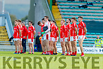 East Kerry team before their match with Saint Kierans