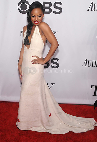 New York, NY- June 8: Krystal Joy Brown attend the American Theater Wing's 68th Annual Tony Awards on June 8, 2014 at Radio City Music Hall in New York City. (C)  Credit: John Palmer/MediaPunch