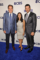 www.acepixs.com<br /> May 17, 2017  New York City<br /> <br /> Jim Nantz, Tracy Wolfson, Tony Romo attending the 2017 CBS Upfront party at The Plaza Hotel on May 17, 2017 in New York City.<br /> <br /> Credit: Kristin Callahan/ACE Pictures<br /> <br /> <br /> Tel: 646 769 0430<br /> Email: info@acepixs.com