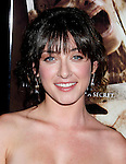 """HOLLYWOOD, CA. - September 03: Margo Harshman arrives at the Los Angeles premiere of """"Sorority Row"""" at the ArcLight Hollywood theater on September 3, 2009 in Hollywood, California."""