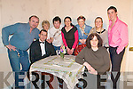 "St Senan's Drama Group: The cast of St Senan's Drama Group who will be presenting  Jimmy Keary's hilarious play ""Mothers Knows Best"" at the Clubhouse in Mountcoal, Listowel on the 10th, 11th, 12th & 14th March at 8.00pm. Seated Peter Lyons & Margaret Sheehan. Back : Donal Brown, Mary Greaney, Jason Brown, Gillian Greaney, Karina Lynn, Catherine Harmon & James Barry. Missing from photo is Eilish Walsh."