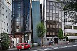 Tokyo, October 8 2013 - Kudan house by Sakane Keikaku