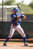 Hilton Richardson - Kansas City Royals, 2009 Instructional League.Photo by:  Bill Mitchell/Four Seam Images..