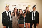"Florian Koenigsberger, Guests and Stephan Koenigsberg Attend Hearts of Gold's 15th Annual Fall Fundraising Gala ""Arabian Nights!"" Held at the Metropolitan Pavilion, NY 11/3/11"