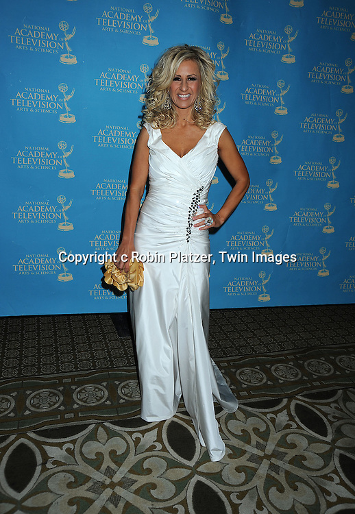 Cristina Perez attending the 37th Daytime Emmy Awards Creative Arts & Entertainment Awards on JUne 25, 2010 at the Bonaventure Hotel in Los Angeles.