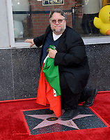 LOS ANGELES, USA. August 06, 2019: Guillermo del Toro at the Hollywood Walk of Fame star ceremony honoring director Guillermo del Toro.<br /> Picture: Paul Smith/Featureflash