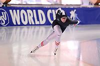 SPEEDSKATING: ERFURT: 18-01-2018, SportNavigator, Vanessa Herzog (AUT), photo: Martin de Jong