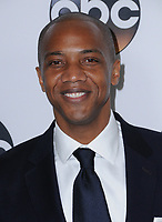08 January 2018 - Pasadena, California - J. August Richards. 2018 Disney ABC Winter Press Tour held at The Langham Huntington in Pasadena. <br /> CAP/ADM/BT<br /> &copy;BT/ADM/Capital Pictures
