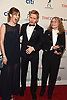 Emily Nestor, Mia Farrow and son honoree and Journalist Ronan Farrow attends the TIME 100 2018 GALA on  April 24, 2018 at the Frederick P Rose Hall, Home of Jazz at Lincoln in New York, New York, USA.<br /> <br /> photo by Robin Platzer/Twin Images<br />  <br /> phone number 212-935-0770