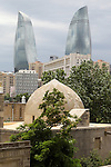Baku and its buildings - Baku - Azerbaijan