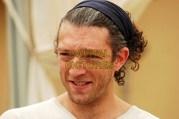 "VINCENT CASSEL.Photocall for film ""Blueberry"",.Rome, Italy,.28th June 2005..portrait headshot.Ref: CAV.www.capitalpictures.com.sales@capitalpictures.com.©Luca Cavallari/Capital Pictures."