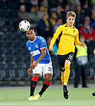 03.10.2019 Young Boys of Bern v Rangers: Alfredo Morelos and Gianluca Gaudino