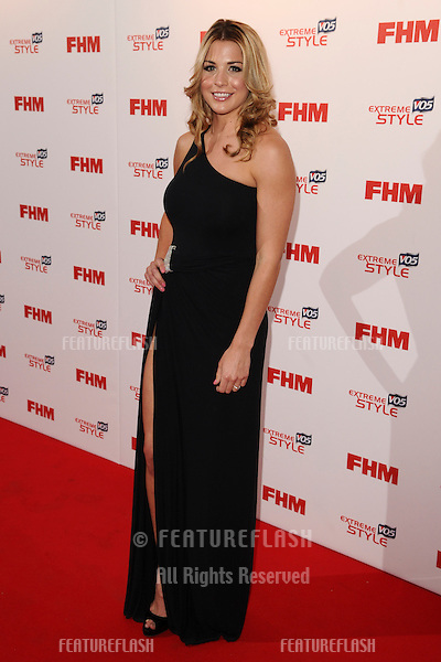 Gemma Atkinson arriving for the FHM 100 Sexiest Women in the World 2013 party at the Sanderson Hotel, London. 01/05/2013 Picture by: Steve Vas / Featueflash