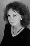 Novelist JENNY WHITE..