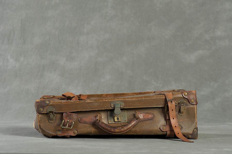 Willard Suitcases<br /> Earl B<br /> &copy;2013 Jon Crispin