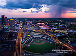 Aerial Photo of Dayton Ohio