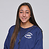 Taylor McClay of Eastport-South Manor poses for a portrait during the Newsday 2015 All-Long Island girls' cross country shoot at company headquarters on Tuesday, Dec. 8, 2015.