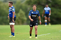 Jackson Willison of Bath Rugby. Bath Rugby pre-season training on August 8, 2018 at Farleigh House in Bath, England. Photo by: Patrick Khachfe / Onside Images