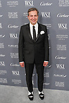 Anthony Cenname, Publisher of WSJ. Magazine arrives at the WSJ. Magazine 2017 Innovator Awards at The Museum of Modern Art in New York City, on November 1, 2017.