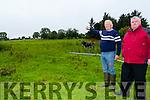John Hoffman Sheep Farmer Liosardboula,Farmers Bridge,Tralee show Pat O'Shea, IFA Kerry Branch were his sheep were killed on Sunday