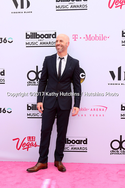 LAS VEGAS - MAY 21:  Chris Daughtry at the 2017 Billboard Music Awards - Arrivals at the T-Mobile Arena on May 21, 2017 in Las Vegas, NV