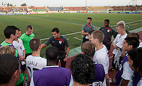 US Under 17 National Team. US Under-17 Men's National Team defeated United Arab Emirates 1-0 at Gateway International  Stadium in Ijebu-Ode, Nigeria on November 1, 2009.