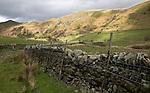 Martindale valley, Lake District national park, Cumbria, England, UK
