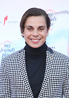 6 April 2019 - Los Angeles, California - Jake T. Austin. the Ending Youth Homelessness: A Benefit For My Friend's Place  held at Hollywood Palladium.  <br /> CAP/ADM/FS<br /> &copy;FS/ADM/Capital Pictures