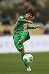 Nanase Kiryu (Beleza), .MARCH 23, 2013 - Football /Soccer : .Plenus Nadeshiko League 2013 .between NTV Beleza 2-0 FC Kibikokusaidaigaku Charme .at Ajinomoto Stadium West Field, Tokyo, Japan. .(Photo by YUTAKA/AFLO SPORT) [1040]