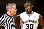 2011.12.21 - NCAA MBB - UNC-Wilmington vs Wake Forest