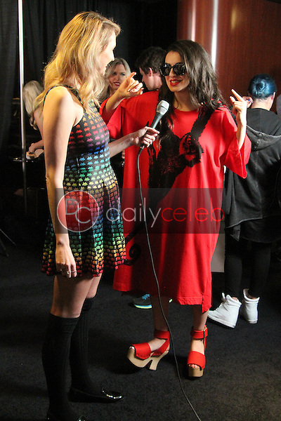Maude Garrett, Charli XCX<br />
