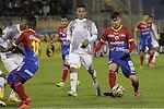 En partido que cerró la fecha 9 del Clausura 2015, Deportivo Pasto venció en su casa, el estadio La Libertad, a Envigado FC por marcador de 2-0.