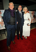 9 January 2018 - West Hollywood, California - Donald Sutherland, Helen Mirren and director Paolo Virz&igrave;. &ldquo;The Leisure Seeker Premiere&rdquo; held at the Pacific Design Center in West Hollywood. <br /> CAP/ADM<br /> &copy;ADM/Capital Pictures