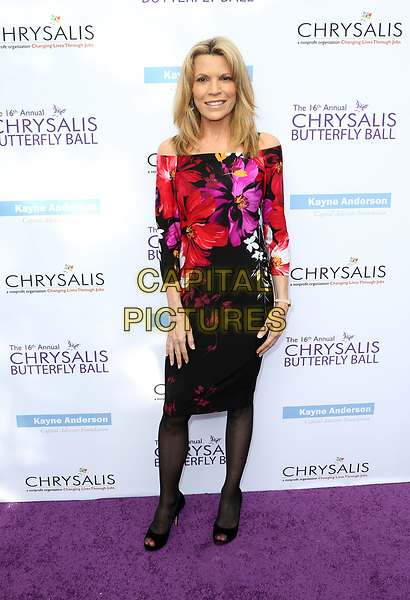 BRENTWOOD, CA June 03- Vanna White, at 16th Annual Chrysalis Butterfly Ball at Private Residence, California on June 03, 2017. Credit: Faye Sadou/MediaPunch<br /> CAP/MPI/FS<br /> &copy;FS/MPI/Capital Pictures